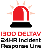 1300 DELTAV - 24hr incident response line